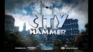 CITY HAMMER
