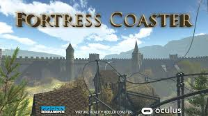FORTRESS COASTER